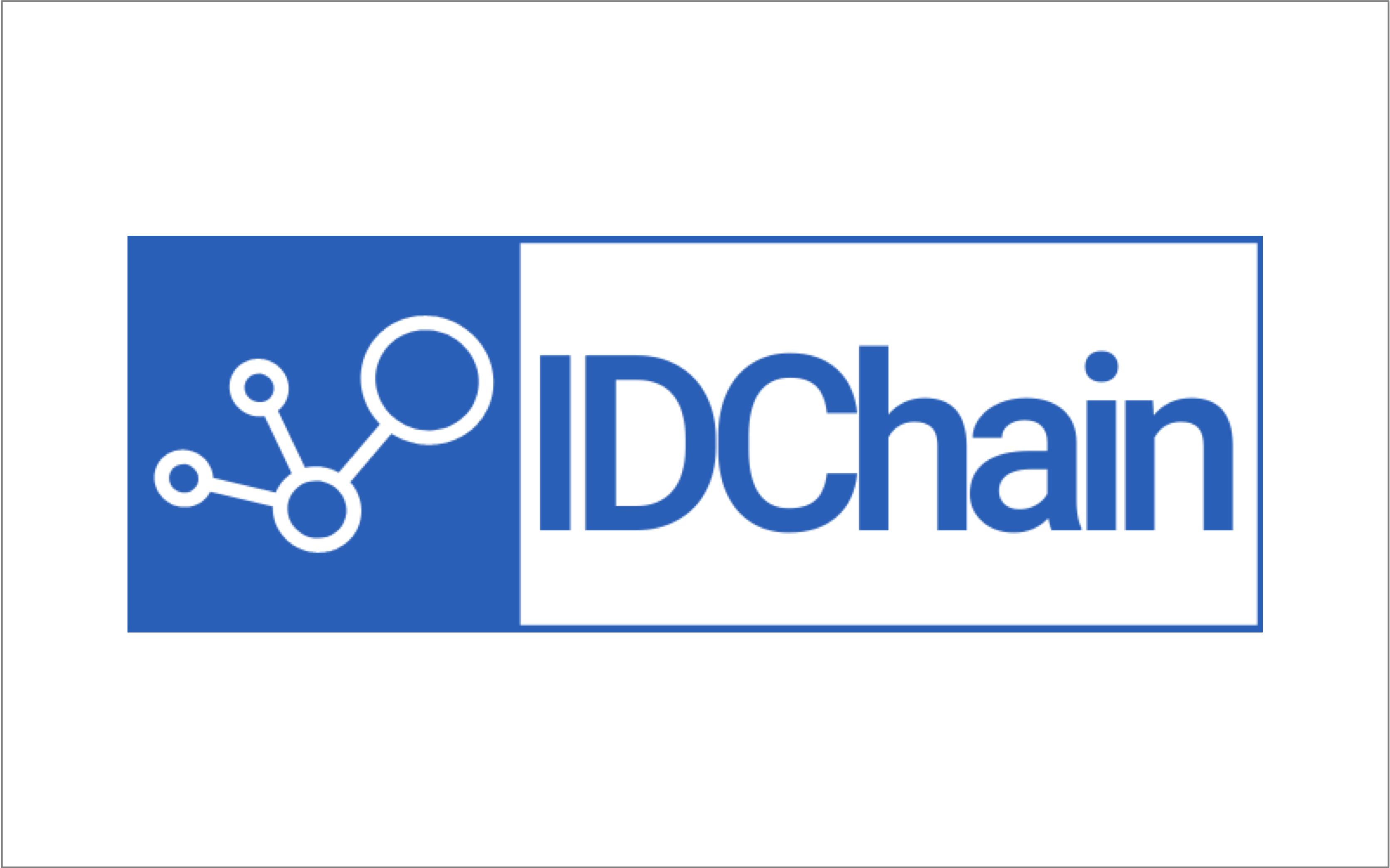 IDChain Project (2018)