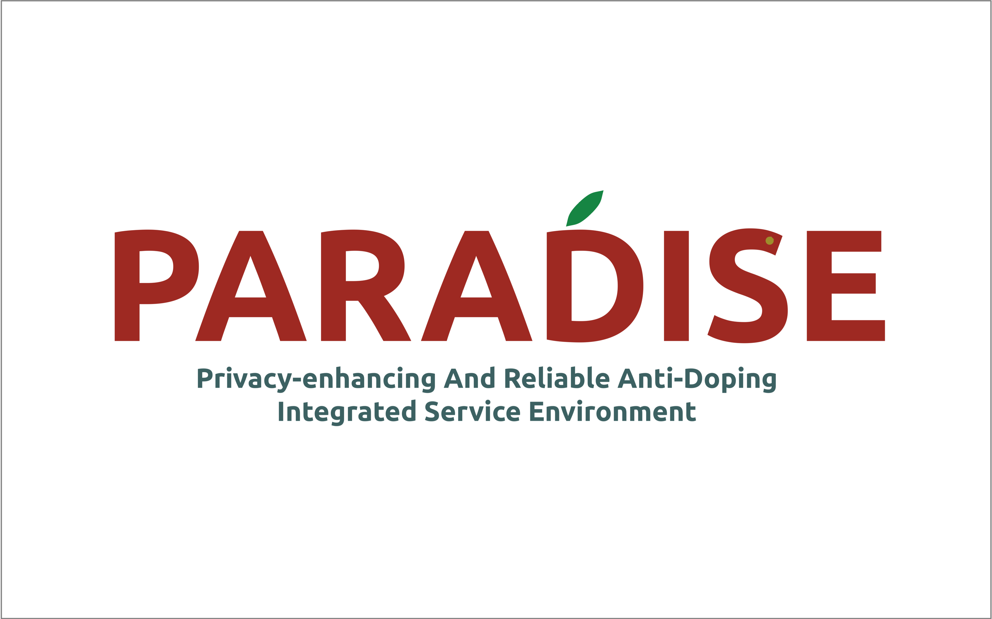 PARADISE Project (2016-2018)